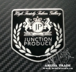 Табличка Junction Produce (JP) алюминий