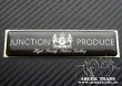 Шильдик Junction Produce черный