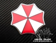 Шильдик Umbrella Corporation (клевер)